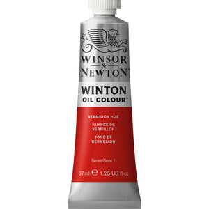 W&N Winton Oil Colour Paint 37ml Tube