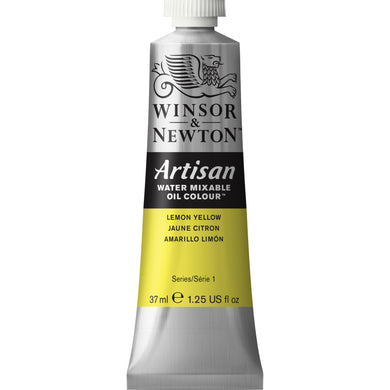 W&N Artisan Water Mixable Oil Colours 37ml Tube