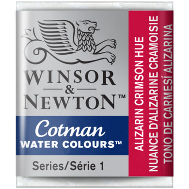 W&N Cotman Watercolour Half Pan