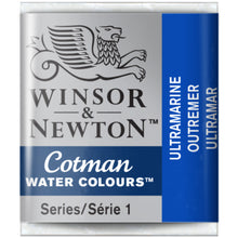 Load image into Gallery viewer, W&N Cotman Watercolour Half Pan