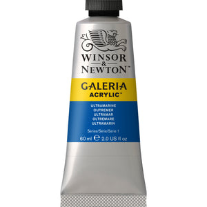 W&N Galeria Acrylic Paint 60ml Tube