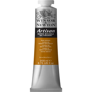 W&N Artisan Water Mixable Oil Colours 200ml Tube