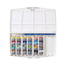 Load image into Gallery viewer, Cotman Water Colours Painting Plus 24 Half Pan Set