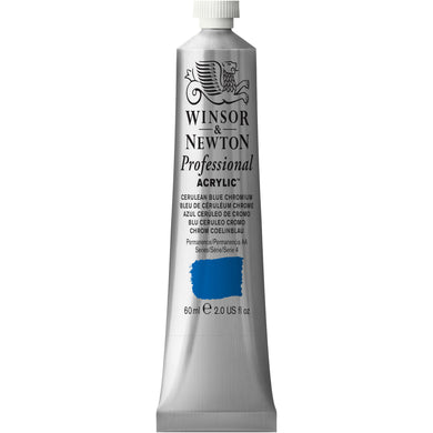 W&N Professional Acrylic Colour Paint 60ml Tube