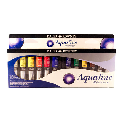 Aquafine Watercolour Introduction Set
