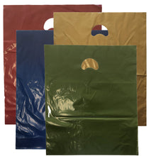 "Load image into Gallery viewer, LDPE Carrier Bags 15""x18"""