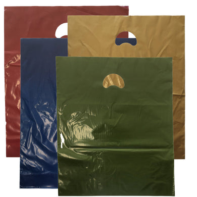 LDPE Carrier Bags 15