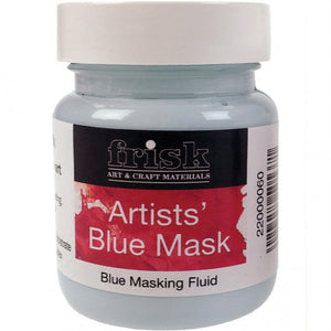 Frisk Artist Blue Masking Fluid 60ml