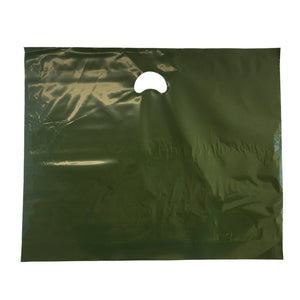 "LDPE Carrier Bags 22""x18"""