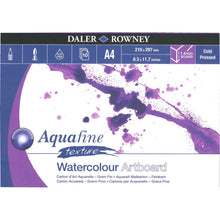 Load image into Gallery viewer, Aquafine Watercolour Texture Artboard