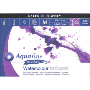 Aquafine Watercolour Texture Artboard