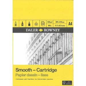 DR Smooth Cartridge Pad