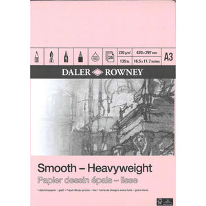 Smooth Cartridge Pad - Heavy Weight