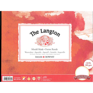 Langton HP Watercolour Pad