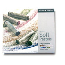 Load image into Gallery viewer, Artists' Soft Pastels - 16 Selection Sets