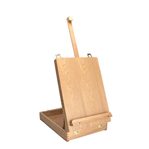Simply Wooden Box Easel