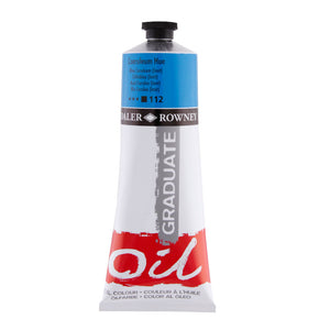 Graduate Oil Colour Paint 200ml