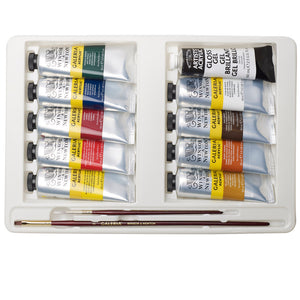 Galeria Acrylic Complete Painting Set