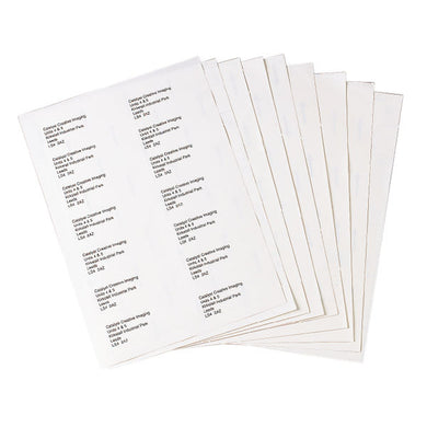 Multipurpose Labels A4 Sheet Pack 100