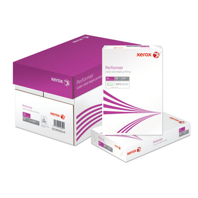 Xerox Performer A4 80gsm Copier Paper - Box of 5 Reams