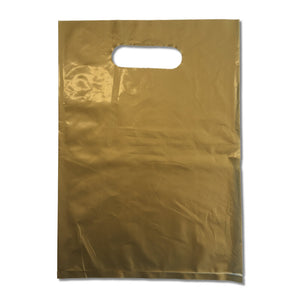 "LDPE Carrier Bags 8""x12"""