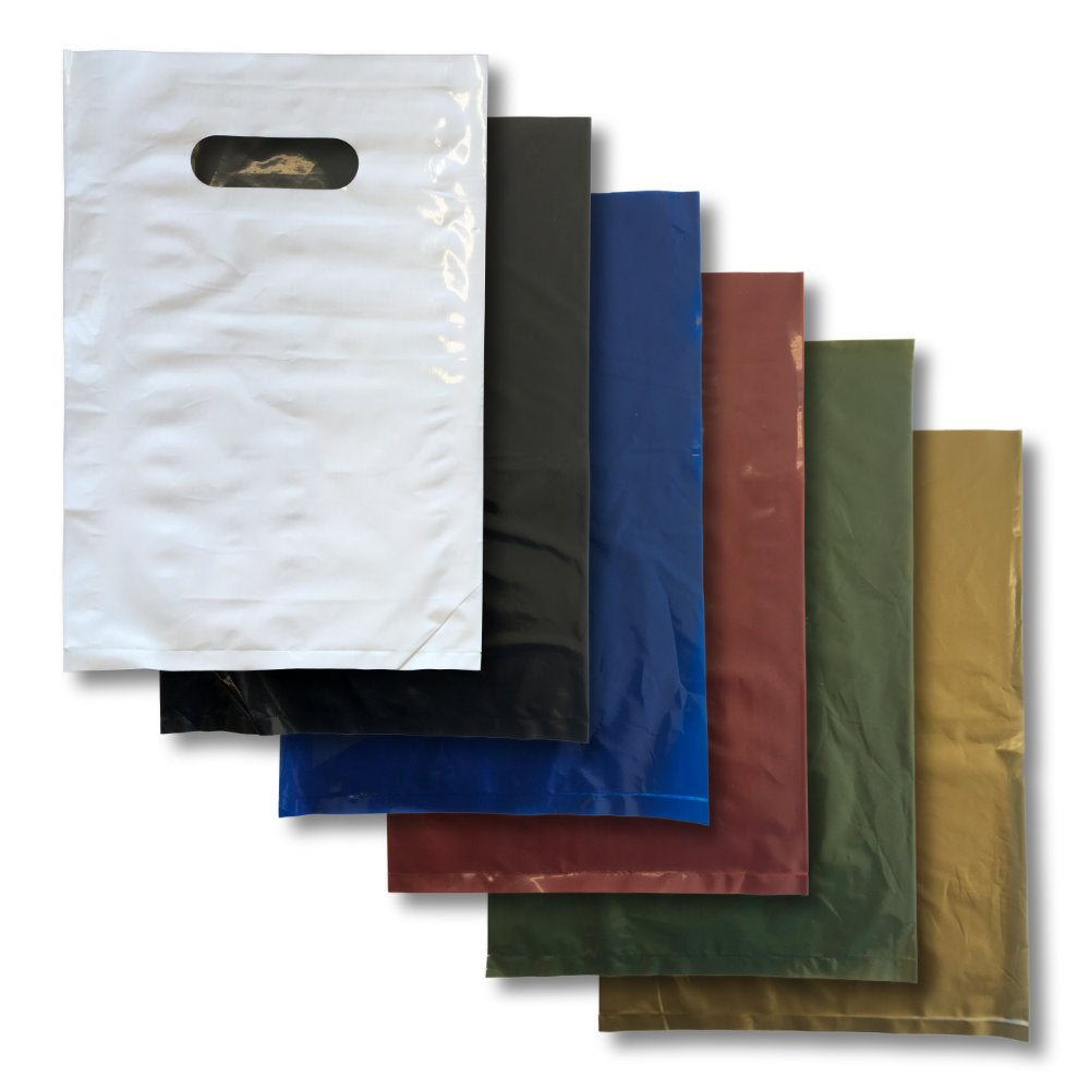 LDPE Carrier Bags 8