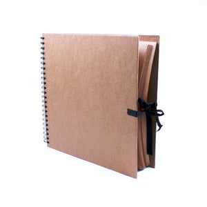 Kraft Display Book