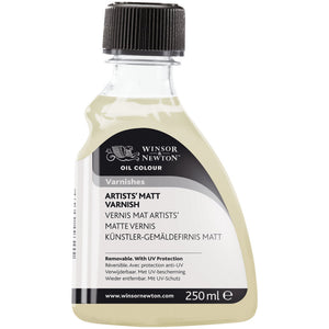 W&N Artists' Oil Matt Varnish
