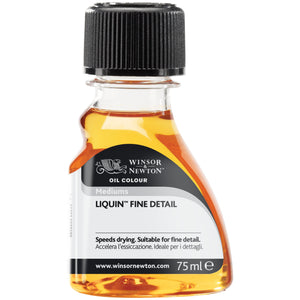 W&N Liquin Fine Detail Medium 75ml