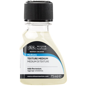 W&N Water Colour Texture Medium 75ml