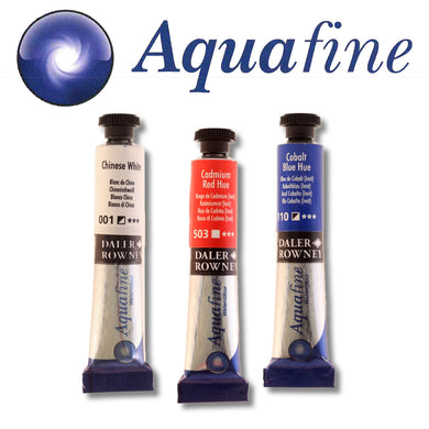Aquafine Watercolour Paint 8ml