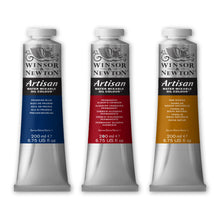 Load image into Gallery viewer, W&N Artisan Water Mixable Oil Colours 200ml Tube