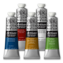 Load image into Gallery viewer, W&N Artisan Water Mixable Oil Colours 37ml Tube