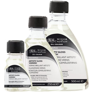W&N Artists' Oil Gloss Varnish