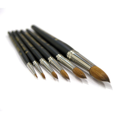 Pure Kolinsky Red Sable Brushes