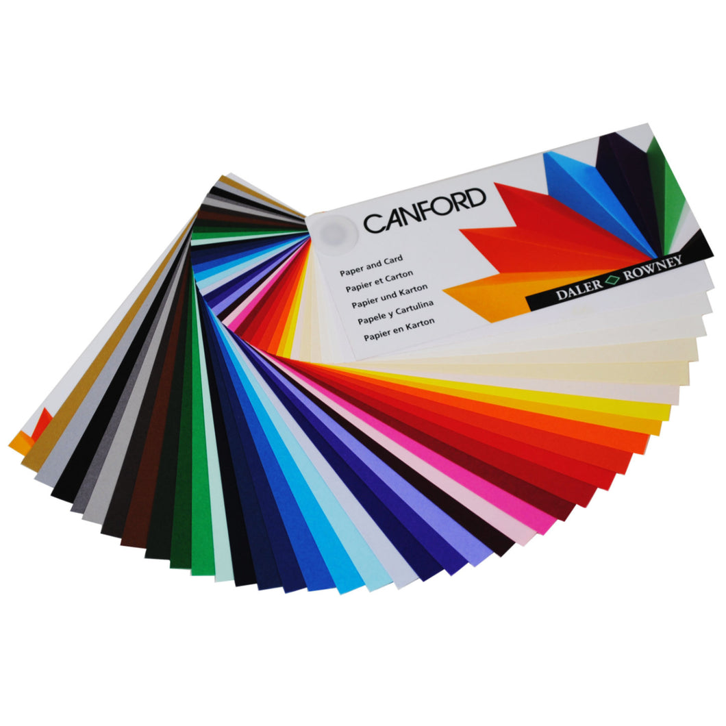 Canford Coloured Paper A1 150gsm