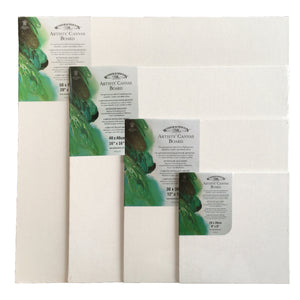 W&N Square Canvas Artists Board