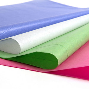 Coloured Tissue 750x500mm 480sheets 16gsm