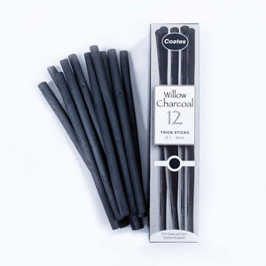 Willow Charcoal - Thick