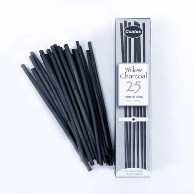 Willow Charcoal - Thin