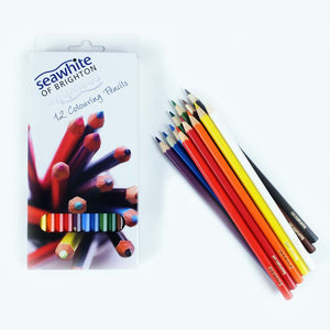 Coloured Pencils - Box of 12