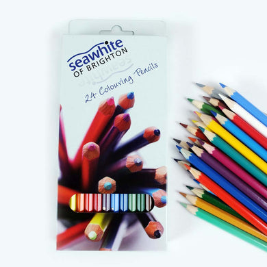 Coloured Pencils - Box of 24