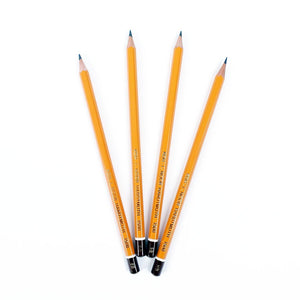Graphite Pencils - Single