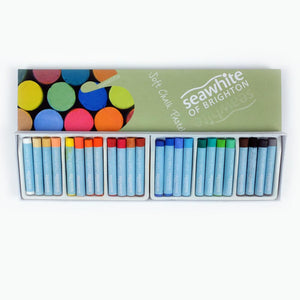 Soft Chalk Pastels - 24 Pack