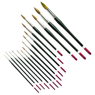 Series 100 Connoiseur Artists Watercolour Brush