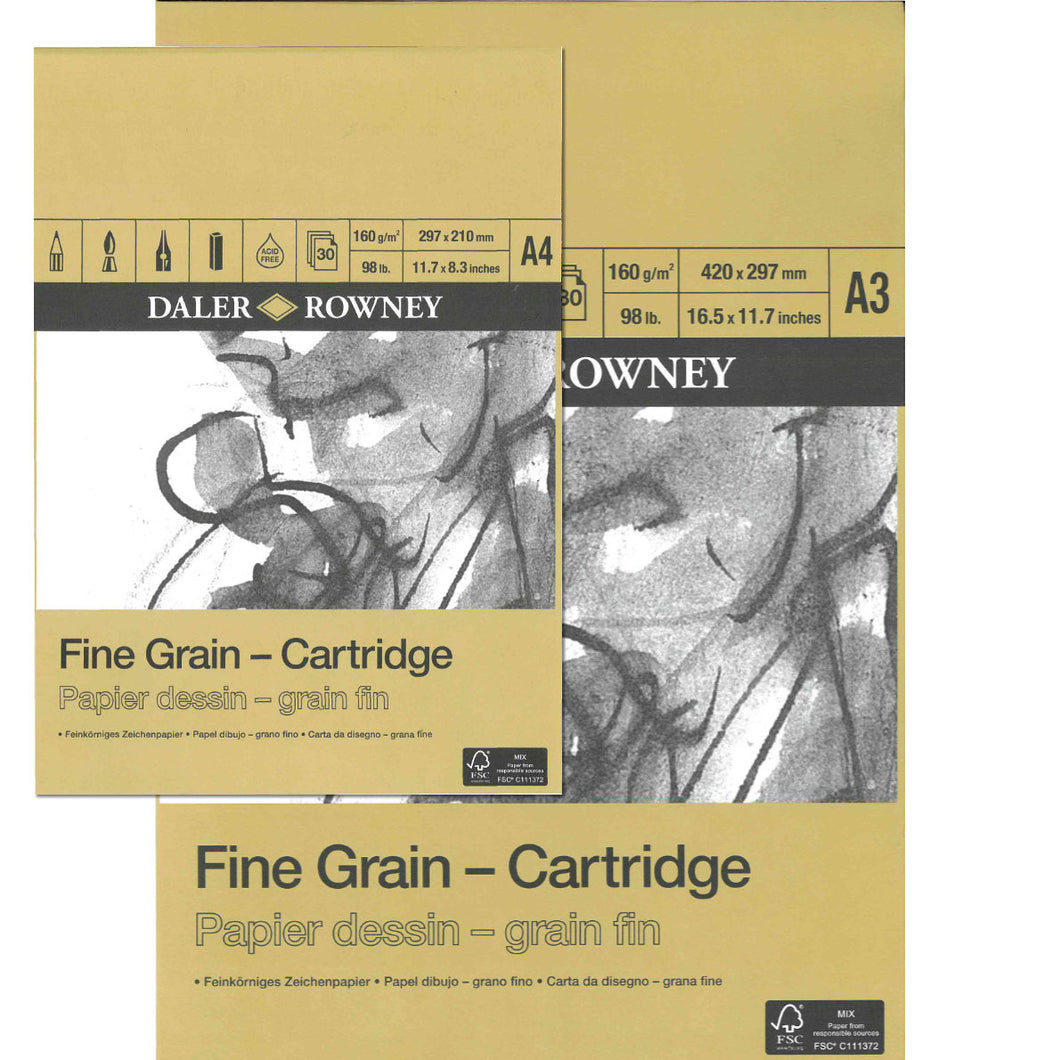 Fine Grain Cartridge Pad