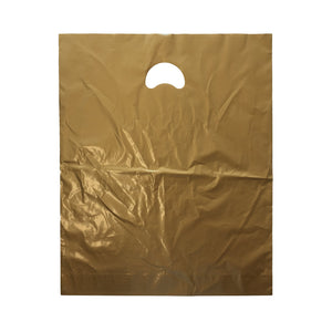"LDPE Carrier Bags 15""x18"""