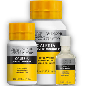 W&N Galeria Gloss Varnish
