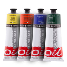 Load image into Gallery viewer, Graduate Oil Colour Paint 200ml