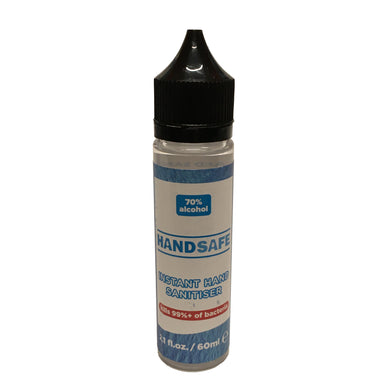 Alcohol Hand Sanitiser 60ml